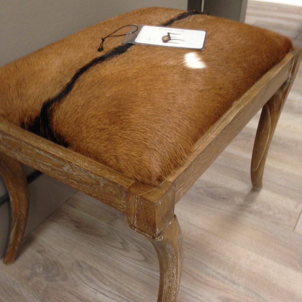 hot trends Oly hide stool