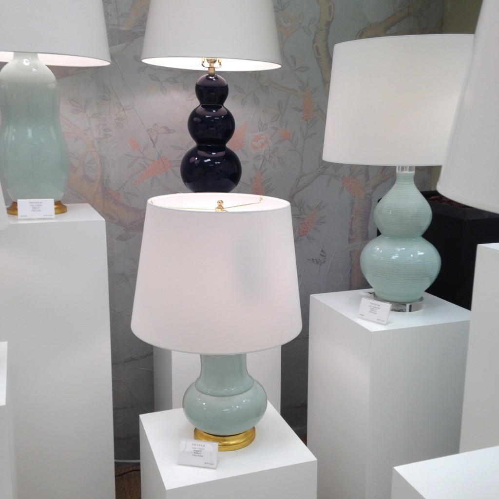 hot trends - gourd lamps are back