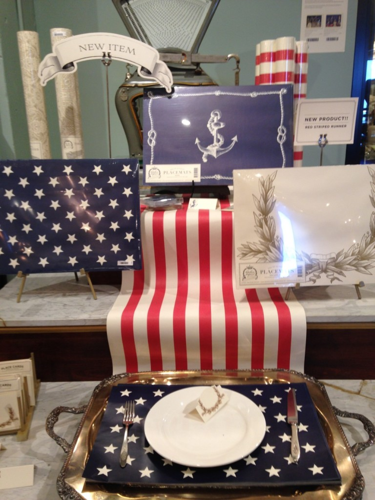 americana summer papers