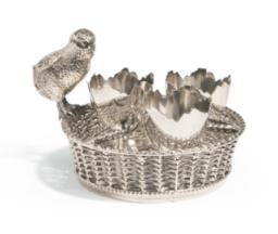 Duchess of Devonshire silver