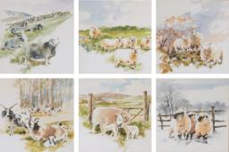 Duchess of Devonshire animal paintings