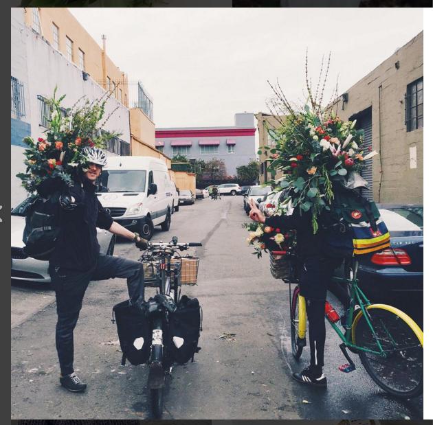Farmgirl Flowers deliverymen