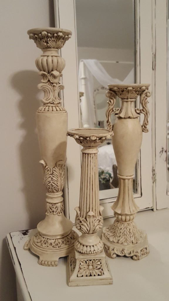 candlestick makeover - after