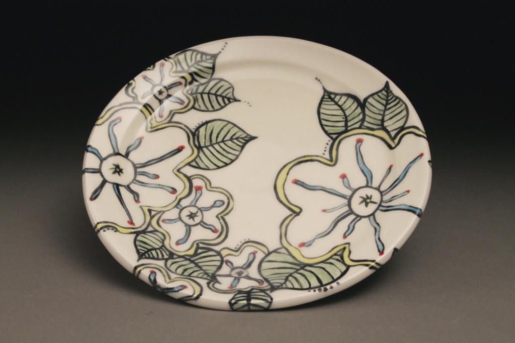 jennalynnstudios pottery plate