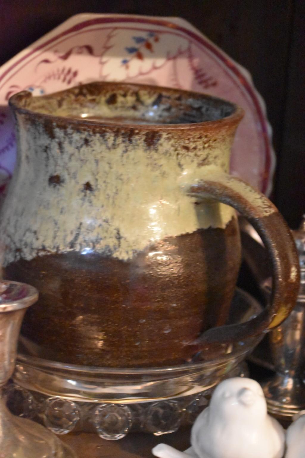 buckeystown clay pitcher