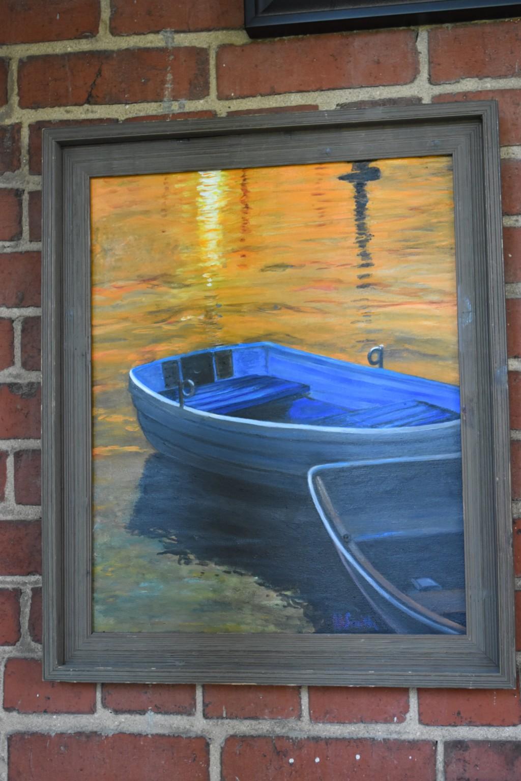 Nancy Smith, Eastern Shore, boats