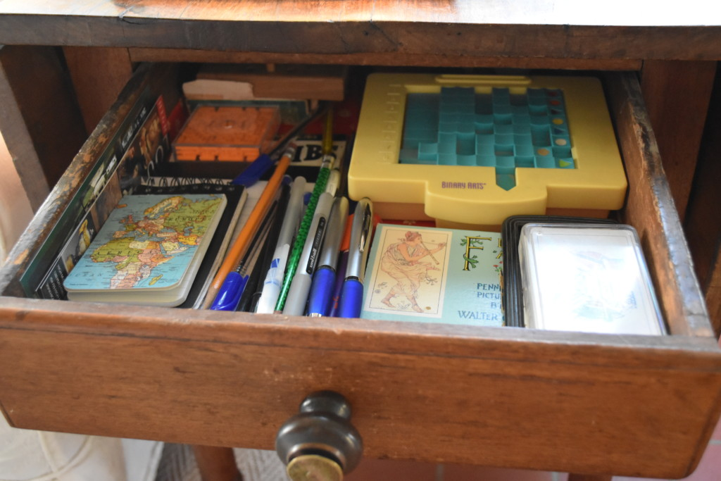 game drawer
